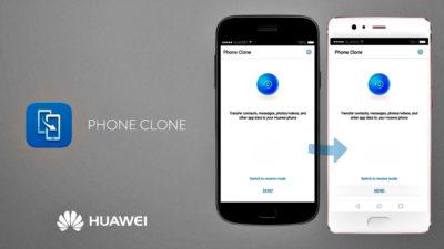 Application Phone Clone de Huawei