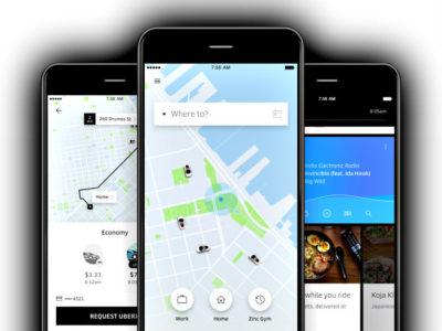 application uber